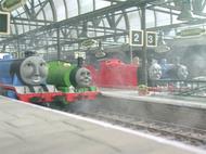 Knapford駅