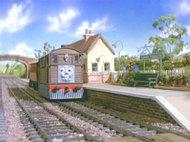 Lower Tidmouth駅