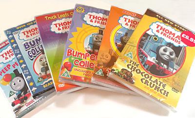 イギリスのお土産DVD