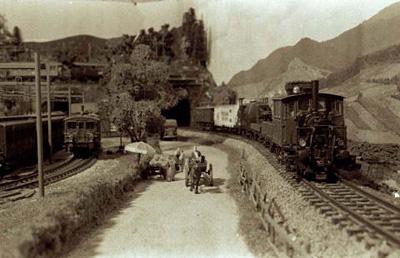 ウェルテン王国鉄道のレイアウト