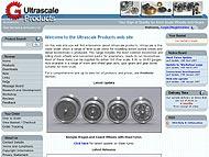 Ultrascaleのサイト