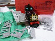 メイビスキットとエンジンコレクション