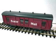 ソドー郵便車完成