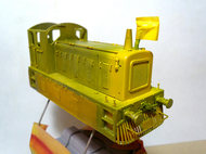 メイビスの黄色塗装