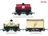 アイスクリーム貨車のロゴマーク