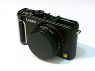 PanasonicのLumixDMC-LX3