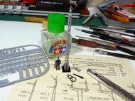 LNERの腕木式信号機