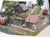 スイス山岳鉄道のレイアウト
