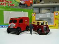 郵便バンとマーティン