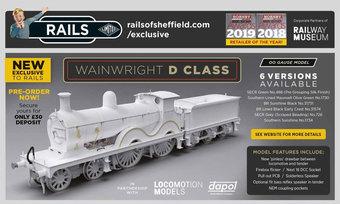 Rail of SheffieldのD class