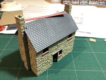 屋根のトップパーツ