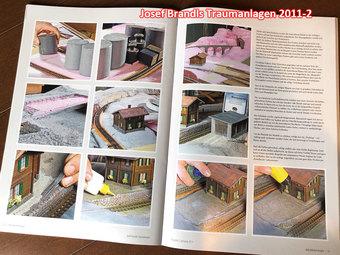 Traumanlagen 2011-2