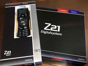 購入したZ21